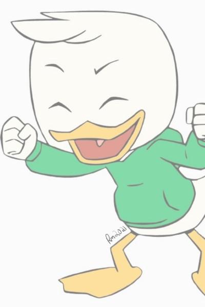 Louie Duck | RiceMelt | Digital Drawing | PENUP