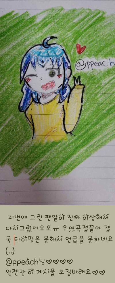 Character Digital Drawing | nyaca | PENUP