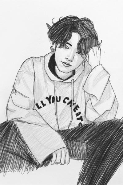 BTS Jeon Jungkook | Ardra | Digital Drawing | PENUP
