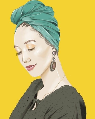photo stylized   opit   Digital Drawing   PENUP