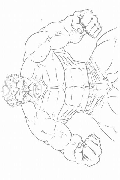 hulk collab w JeronimoMailson    Rhonda   Digital Drawing   PENUP