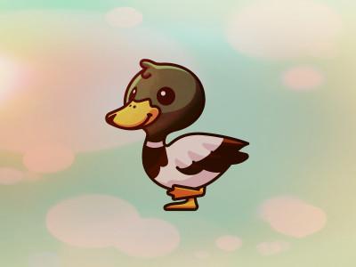 Duck | Zorro | Digital Drawing | PENUP