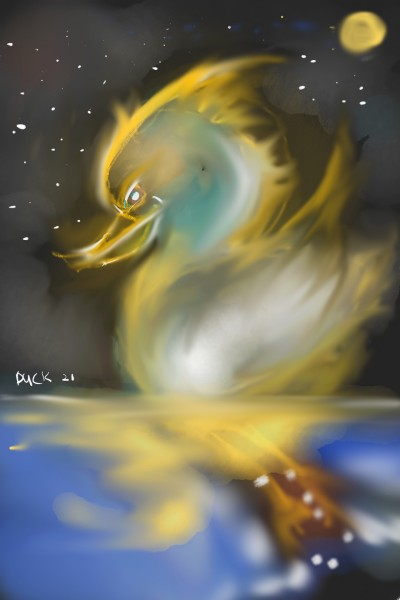 itik duck   skullcraft   Digital Drawing   PENUP