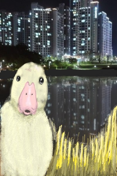 incomplete duck   drawing_noob   Digital Drawing   PENUP