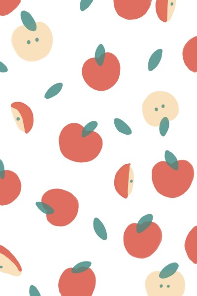 like it if you love apples) | qwerty | Digital Drawing | PENUP