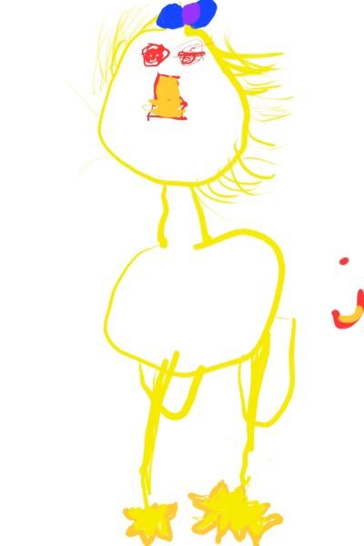 Duky monster  | jazzyjasmine | Digital Drawing | PENUP