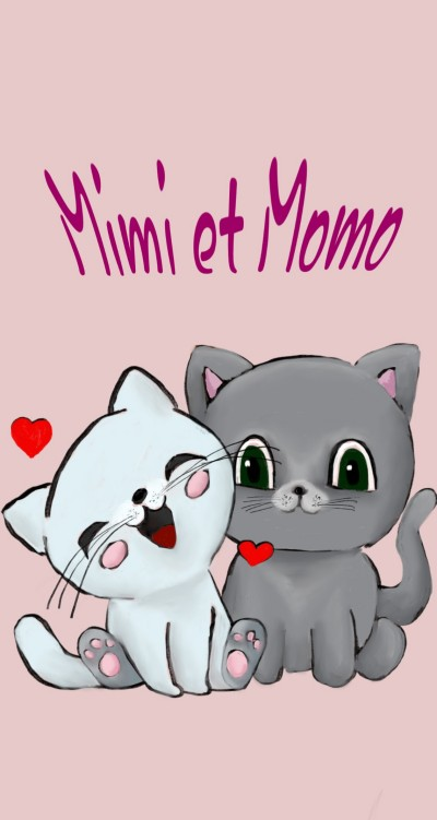 Mimi et Momo collab with -_-MIMI-_-   sherlock   Digital Drawing   PENUP