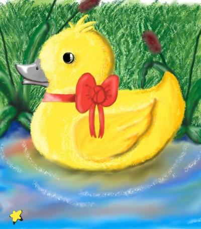 Little duck  :3   Charly.Veinn   Digital Drawing   PENUP