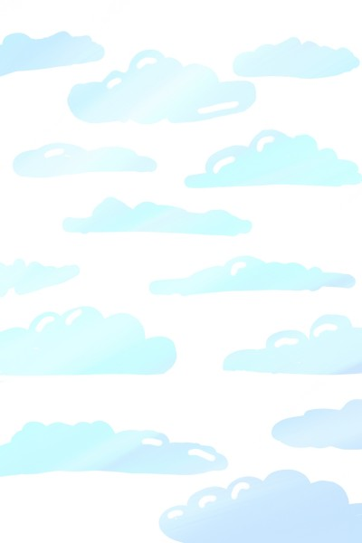 Clouds   Bling-a-ling   Digital Drawing   PENUP