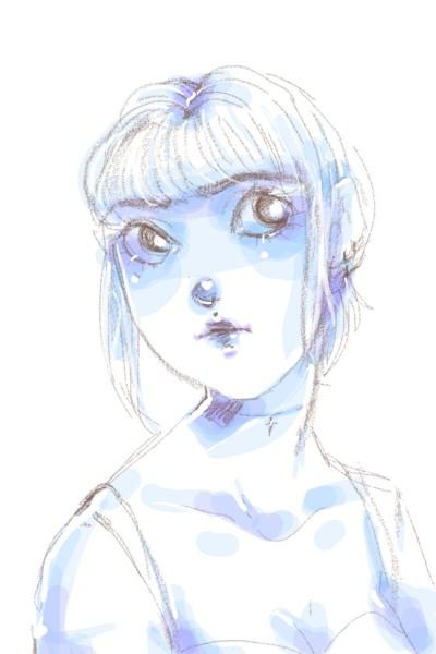portrait   mads   Digital Drawing   PENUP