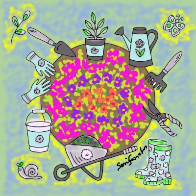 Coloring Digital Drawing   SMS   PENUP