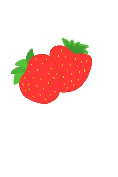 Strawberry  | minkyung10114 | Digital Drawing | PENUP