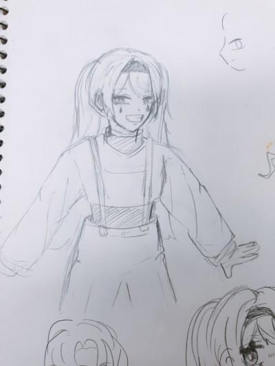 3 ((실친 자캐   brotherlightpan   Digital Drawing   PENUP