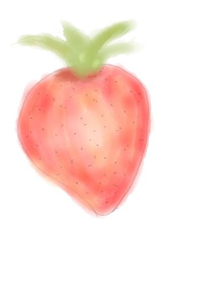 strawberry | calnorthern | Digital Drawing | PENUP