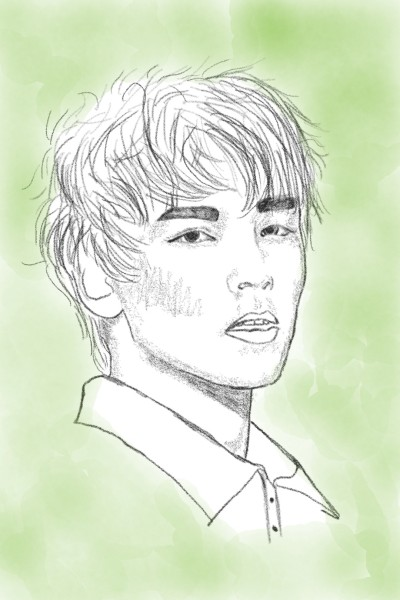 Vernon(seventeen) | bangtan_cristi | Digital Drawing | PENUP