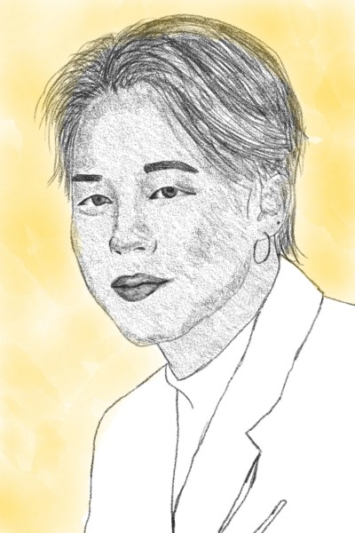 Park Jimin (bts) | bangtan_cristi | Digital Drawing | PENUP