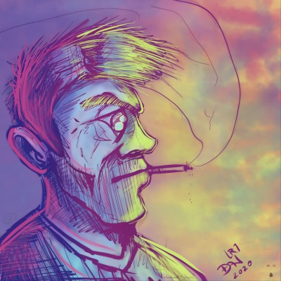 hard times by nikolass  | nikolass83 | Digital Drawing | PENUP