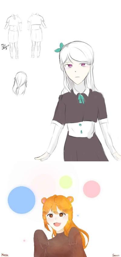 HanaH | chiqichet | Digital Drawing | PENUP