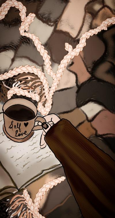coffee love | Nicolette | Digital Drawing | PENUP