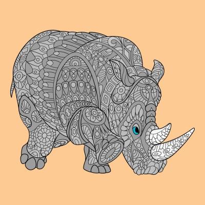 Coloring Digital Drawing | ART | PENUP