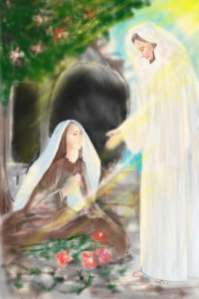 Jesus | vener.57 | Digital Drawing | PENUP