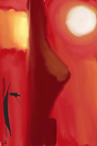 hot River | matteo79 | Digital Drawing | PENUP