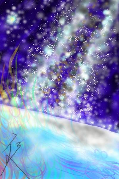 天の川amano gawa(Milky Way) | kennsaku | Digital Drawing | PENUP