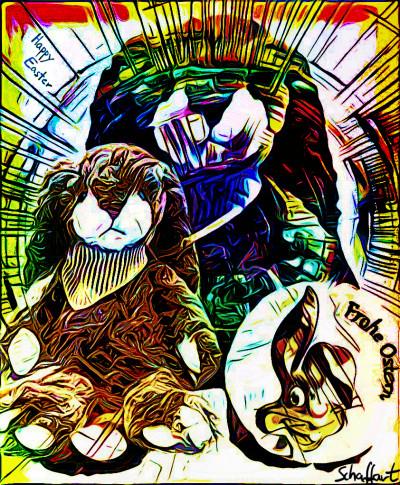 Happy Easter | Juergen | Digital Drawing | PENUP