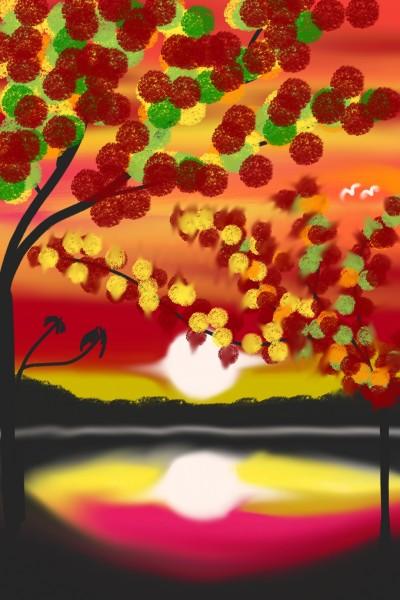 landscape | jaynale | Digital Drawing | PENUP