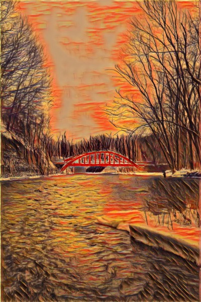 Conneaut Creek Ohio | twoguns | Digital Drawing | PENUP