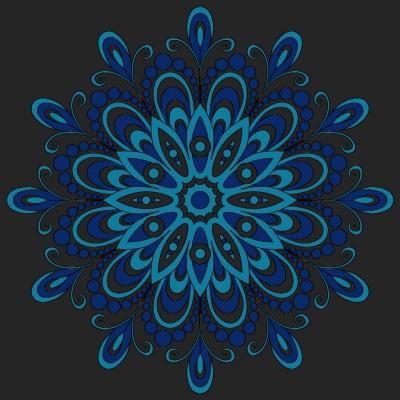 mandala# 2 | Leon_K_69 | Digital Drawing | PENUP