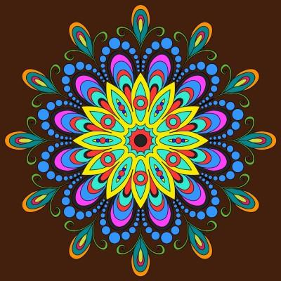 Colorful  | Amogh | Digital Drawing | PENUP