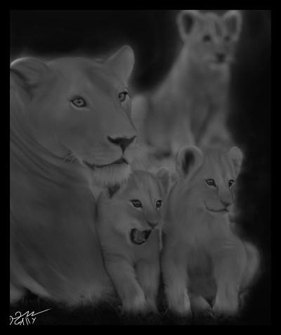 prestige of kings | sally | Digital Drawing | PENUP