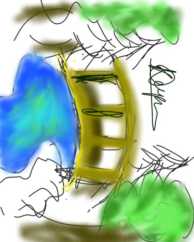 my friend drew this on the bus   PenguinDrawer   Digital Drawing   PENUP