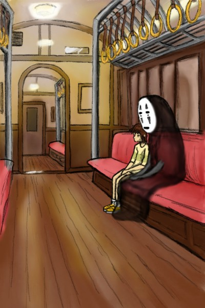 Spirited Away | EverPalmJon | Digital Drawing | PENUP
