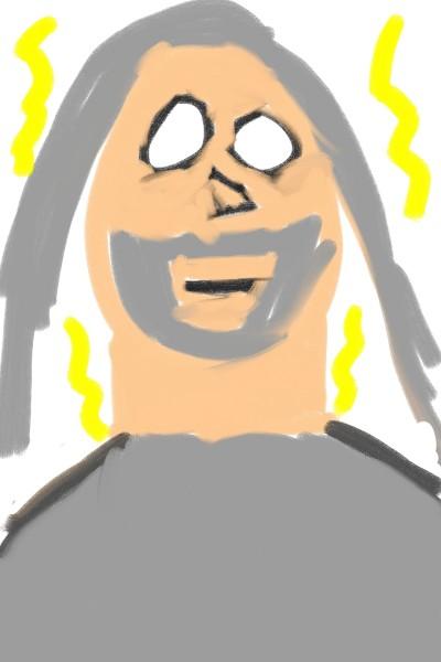 Zeus  | Is81ah | Digital Drawing | PENUP