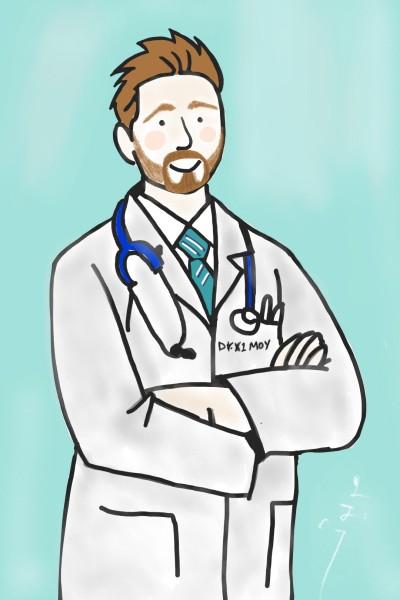 Good Doctor  | X1Moy | Digital Drawing | PENUP