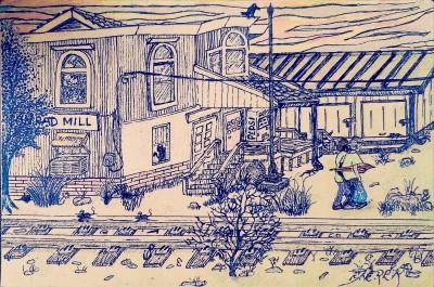 A older time   Haas999   Digital Drawing   PENUP