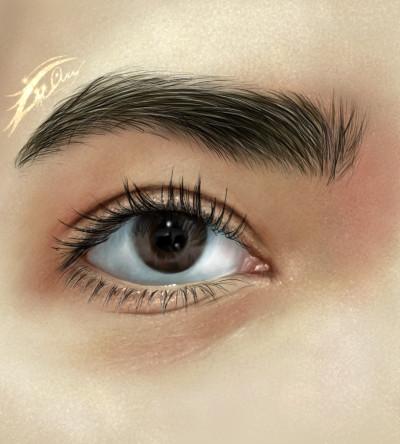 Portrait Digital Drawing | i.mary | PENUP