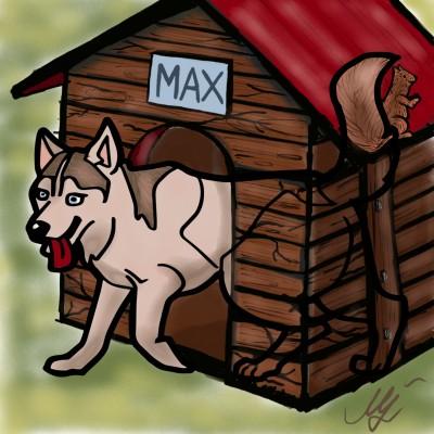 MAX | mjalkan | Digital Drawing | PENUP