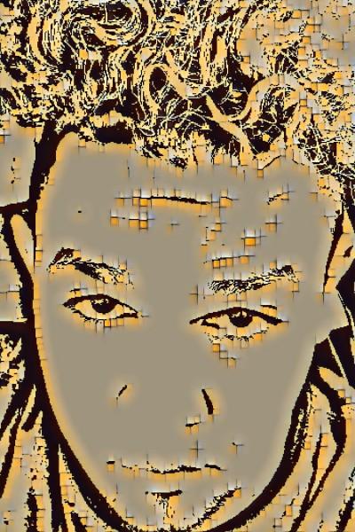 Myself  | Elik_Ortiz | Digital Drawing | PENUP