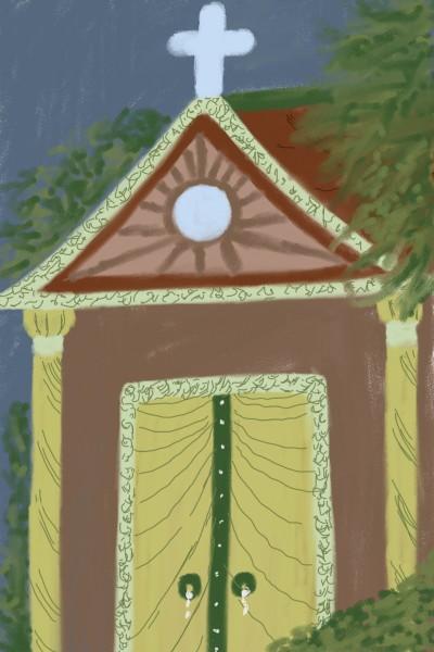 Door | sunhwa | Digital Drawing | PENUP