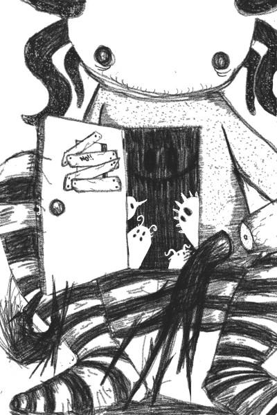 imaginary buddies | wrekfin | Digital Drawing | PENUP