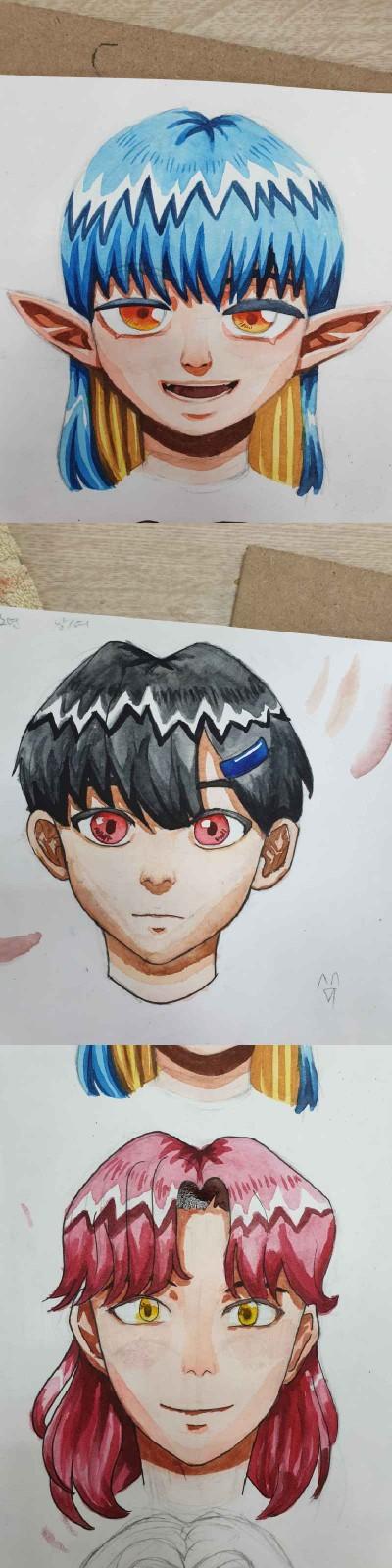 배고파 | choeun1 | Digital Drawing | PENUP