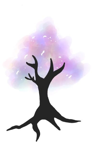 tree    ramnijas   Digital Drawing   PENUP
