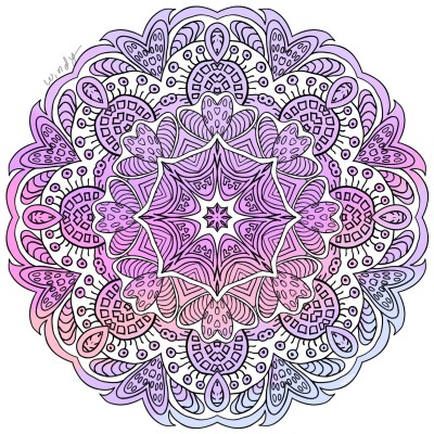 Coloring Digital Drawing | _windy | PENUP