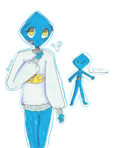 Character Digital Drawing | -Tamila- | PENUP