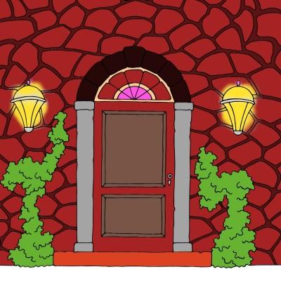 Door | A.K.G_INDIA | Digital Drawing | PENUP