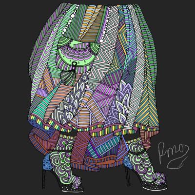 Stevie | Rhonda | Digital Drawing | PENUP
