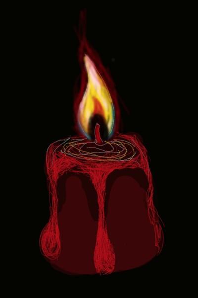 candel | Way | Digital Drawing | PENUP